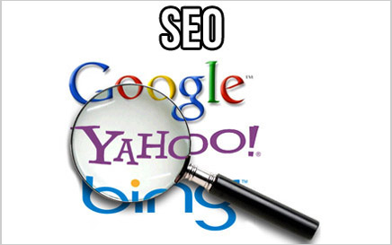 Search engine optimisation.