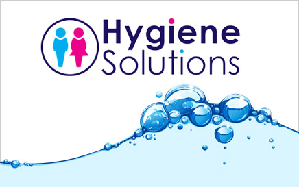 Website Design Client Hygiene Solutions.